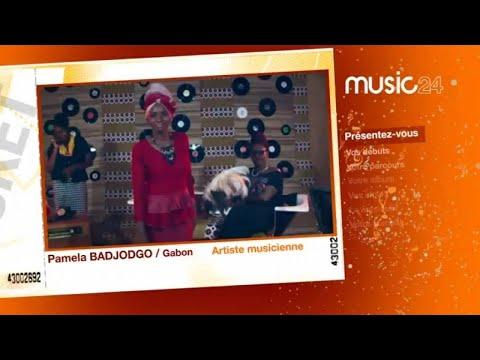 MUSIC 24 - Gabon : Pamela Badjogo, Artiste musicienne