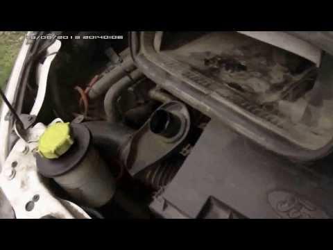 Форд транзит 2,2 TDCi дым с маслозаливной