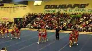 HANFORD HIGH CHEER 1-26-08