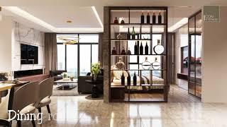 Thiết kế nội thất căn hộ Sarica - Sala Đại Quang Minh