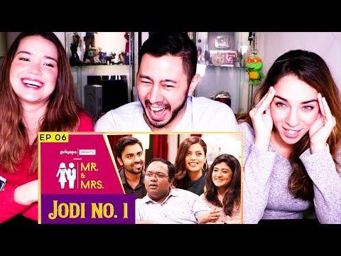 MR & MRS EPISODE 6: JODI NO. 1 | Girliyapa | Reaction!