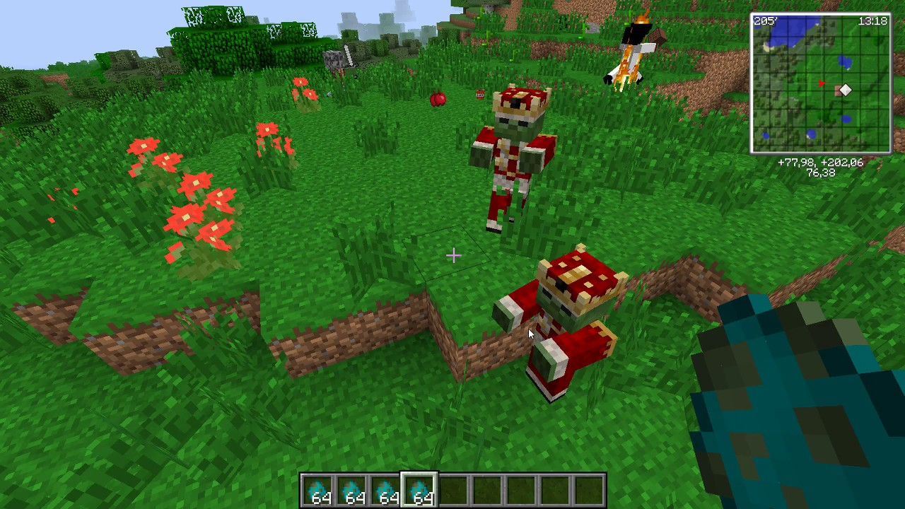 launcher minecraft hunterz