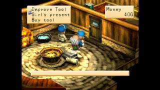 Harvest Moon: Back to Nature Let's Play [3/X]