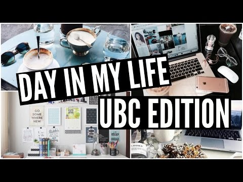 DAY IN MY LIFE VLOG: UBC University/Law School Edition!