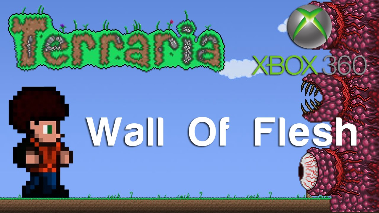Terraria Wall Of Flesh Real Life : www.galleryhip.com - The Hippest ...