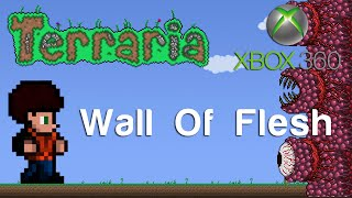Terraria Xbox - Wall Of Flesh [73]