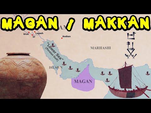 Ancient Magan / Makkan (Bronze Age Oman and UAE)