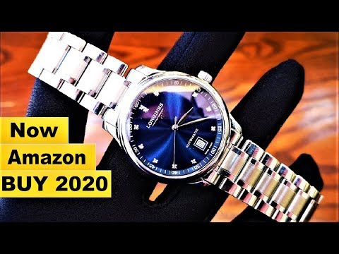 Top 8 Best New Longines Watches 2020   Longines Watches 2020 Buy from Amazon 2020!