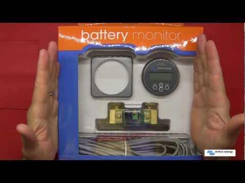 VE Product Tutorial: Battery Monitor BMV600S - Part 1