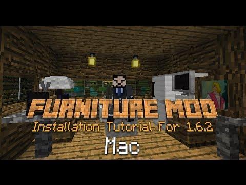 furniture mod install for mac