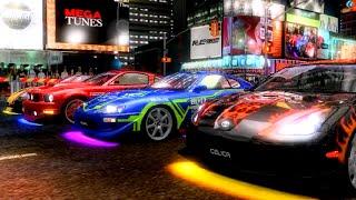 R-Tuned: Ultimate Street Racing (2008) ALL CITIES (60 FPS) SEGA Lindbergh (ARCADE) iPlaySEGA