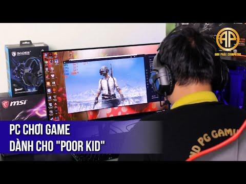 PC CHƠI GAME DÀNH CHO