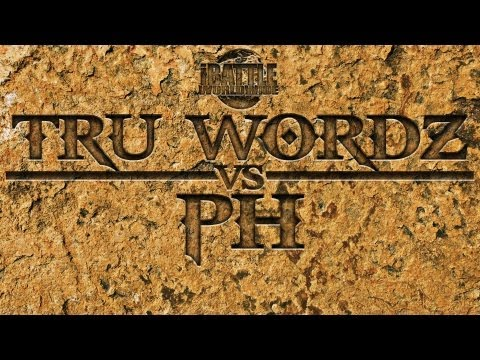 PH vs TRU WORDZ - iBattleTV