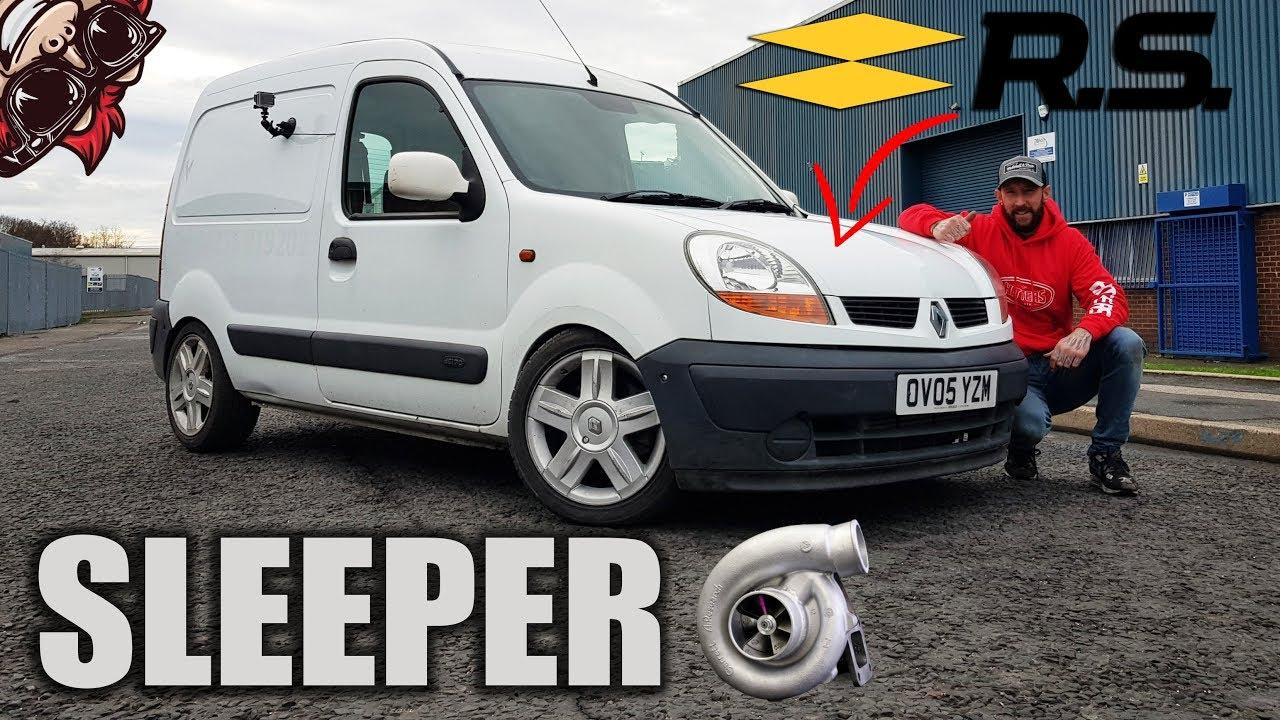 sleepers vans