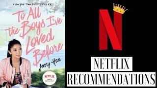 NETFLIX RECOMMENDATIONS: best movies + TV shows to watch!