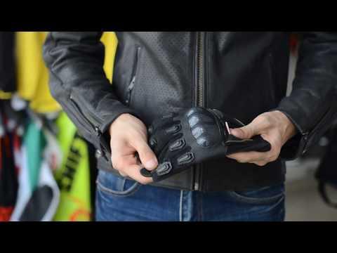 Мотоперчатки Scoyco MC09 Black