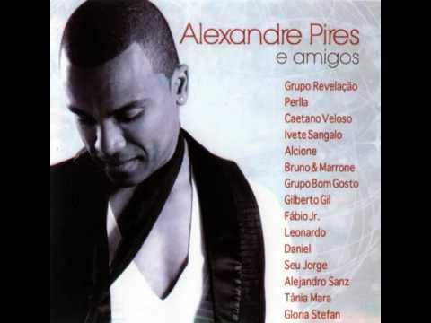Alexandre Pires ft. Yola Araújo y Anselmo Ralph - A deus eu peço (A Dios le pido) - ao vivo