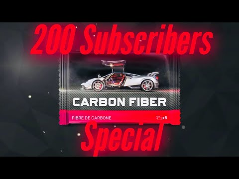 200 Subscribers Special Carbon Fiber Pack - Top Drives