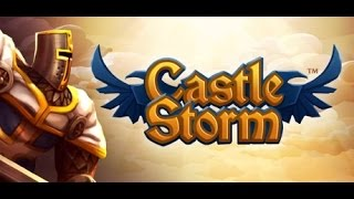 Castle storm Gameplay