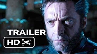 X-Men: Days of Future Past TRAILER 1 (2014) - Jennifer Lawrence Movie HD
