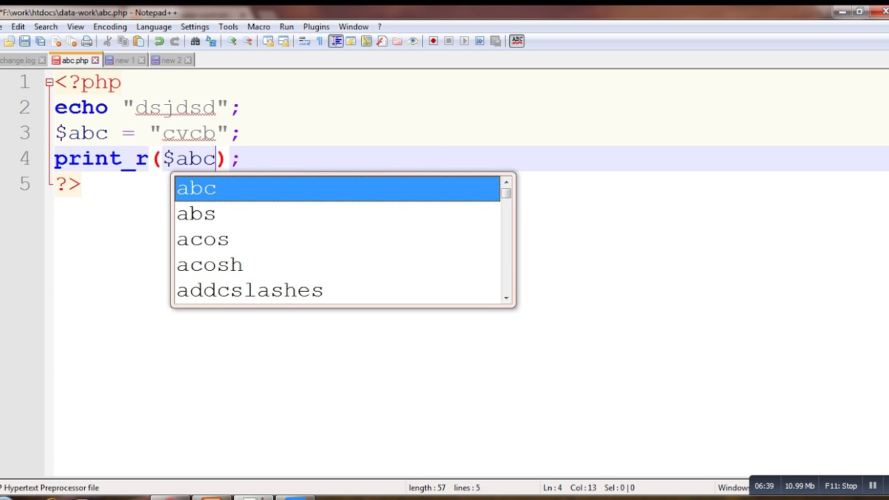 Php tutorials in hindi part 16 php while loop by hindi devtuts.