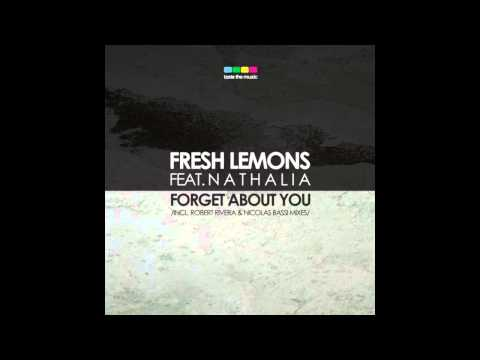 Fresh Lemons feat. Nathalia - Forget About You (Original Mix)