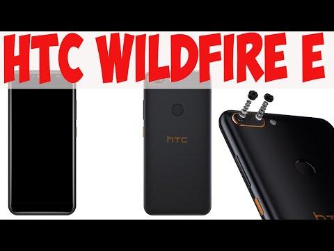 Обзор смартфона HTC Wildfire E