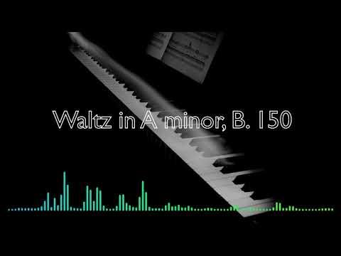 [Free Stock Music] Waltz in Am, B. 150 - Frédéric Chopin (Free Sheet)