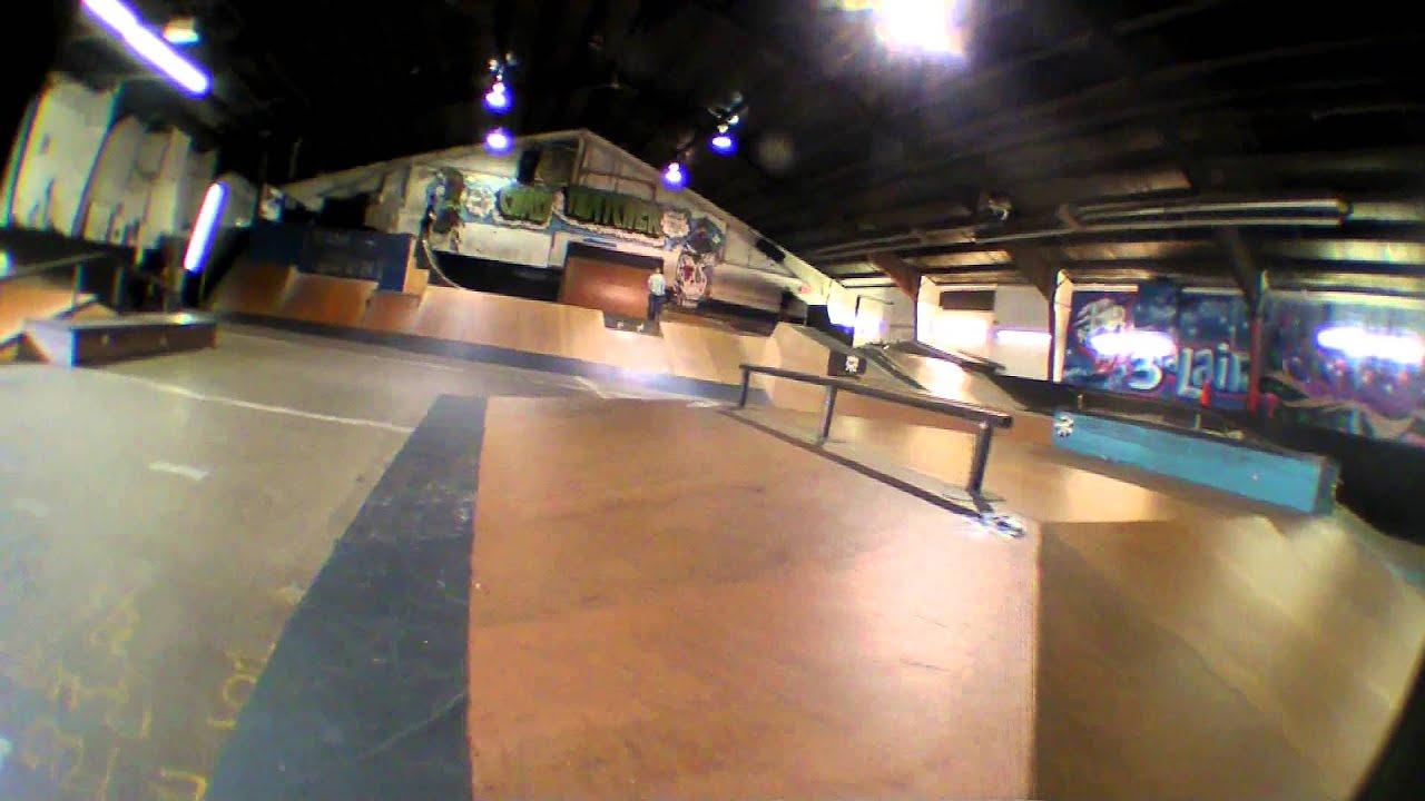 3rd Lair Skatepark Minnesota Overview YouTube