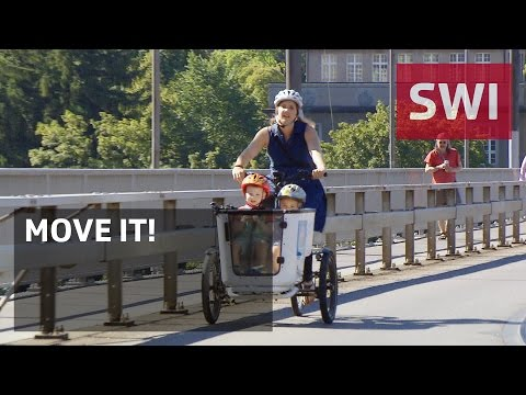 Can cargo bikes replace delivery vans?
