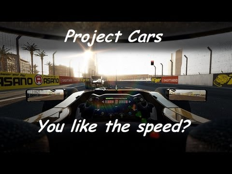 F1 Emirates Raceway Over 300 Km/h Max Settings Project cars Gameplay No Crash