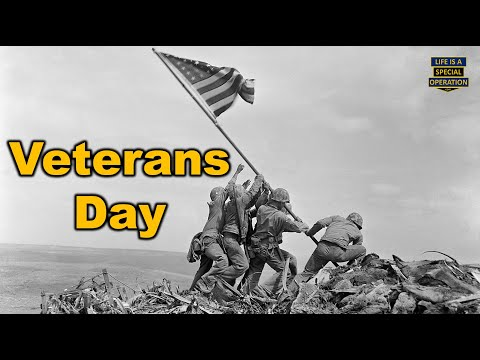 Happy Veterans Day - Thank You For Your Service - We Are Proud of You