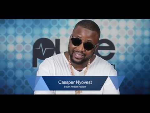 Cassper Nyovest Says South African Hip Hop Is Better Than Nigeria's - Pulse TV One On One