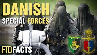 10+ Surprising Facts About Denmark Special Forces (Frogman Corps & Jaeger Corps)