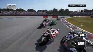 MotoGP 15 - Circuito Termas de Rio Hondo   Argentina Gameplay (PC HD) [1080p]