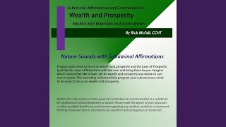Wealth and Prosperity: Subliminal Messages Embedded in Sounds of Ocean Waves