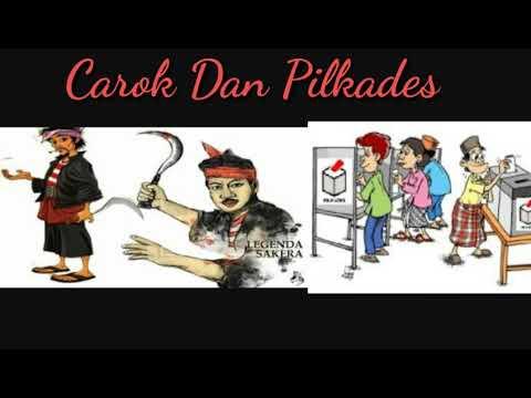 Carok Dan Pilkades MADURA