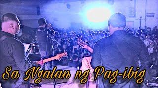Sa Ngalan ng Pag-ibig (cover) by December Avenue   4th Quadrant