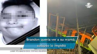 La madre y la abuela del adolescente exigieron a las autoridades de la CDMX que les ayudara a localizar al pequeño de apenas 12 años, pues recorrieron diversos hospitales, pero no lograron localizarlo