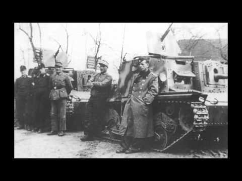 Italian WW2 Tank Semovente 47/32 Image HD - WW2 Italia Tanque Semovente 47/32 Imagen HD