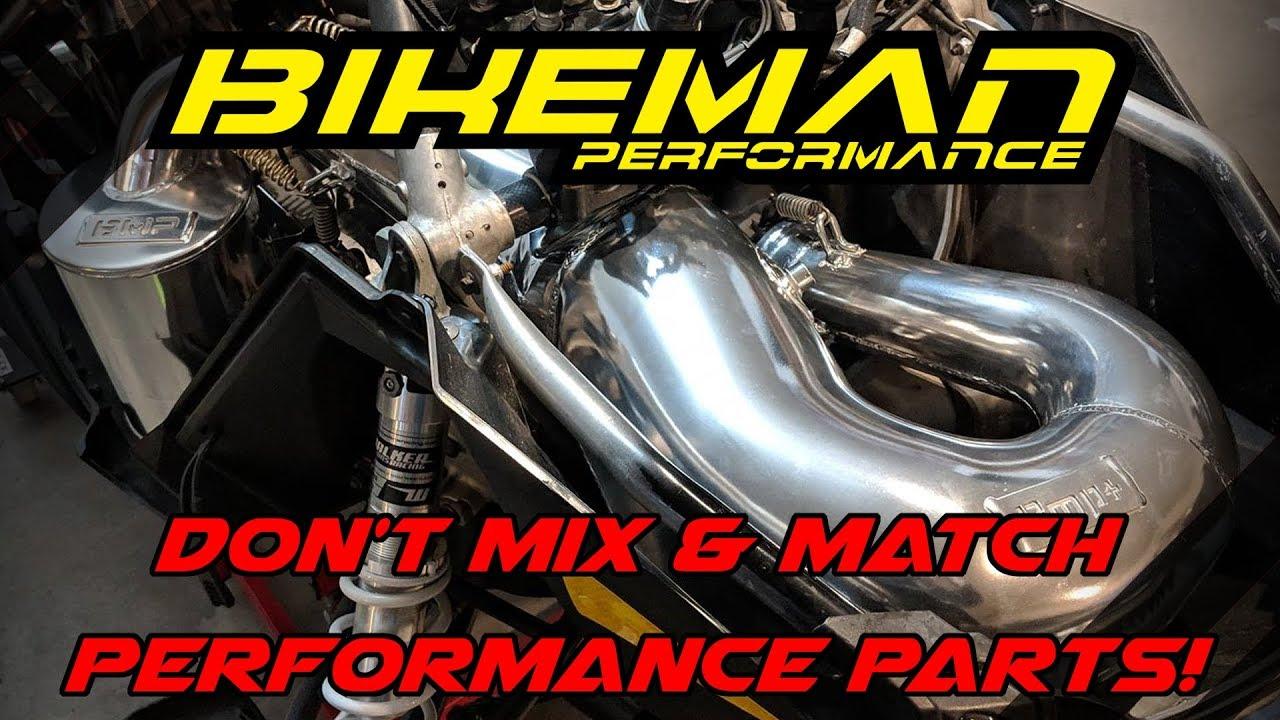 Polaris Axys Performance Parts
