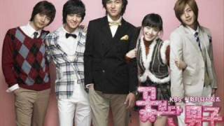 BOYS OVER FLOWER ONE MORE TIME MP3 DOWNLOAD
