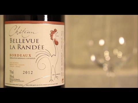 Firadis WINE CLUB 30 シャトー・ベルヴュー・ラ・ランデ(フランス・ボルドー/赤ワイン)