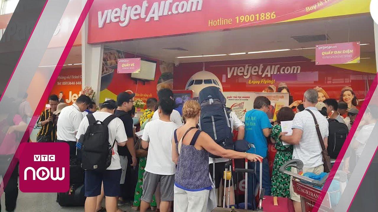 Lịch bay Vietjet chưa trở lại bình thường | VTC Now