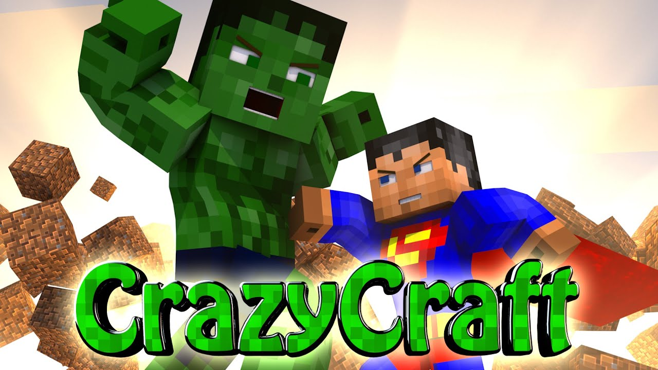 Crazy Craft Mod Pack