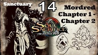 Soul Sacrifice DELTA PS VITA - 1080P Let's Play Walkthrough - 14 - ...