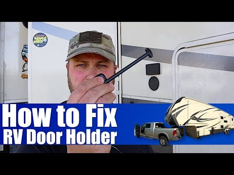 how-to-fix-a-rv-door-holder