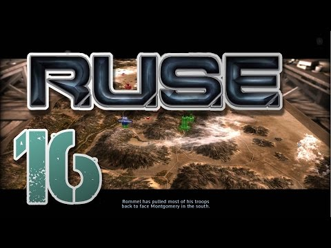 THE WORLDS WORST BATTLE! | RUSE Mission 16