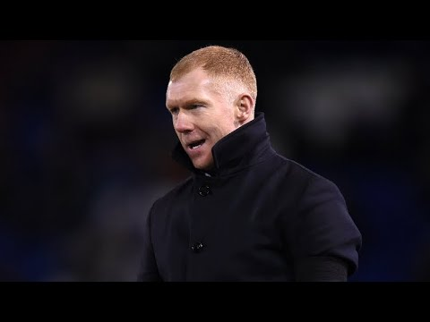 PAUL SCHOLES HAS LEFT OLDHAM?!?! MY THOUGHTS