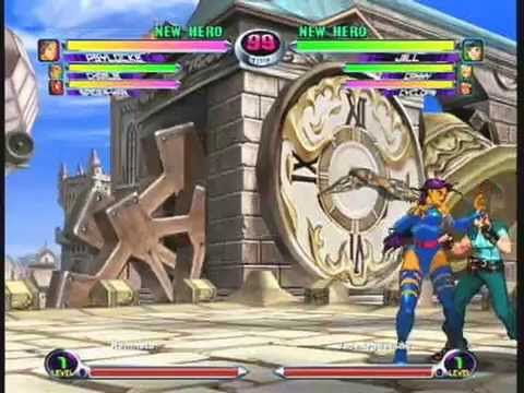 MvC2: RQ-Files # 73 - JoseArgueta84 .:4.6.15:.